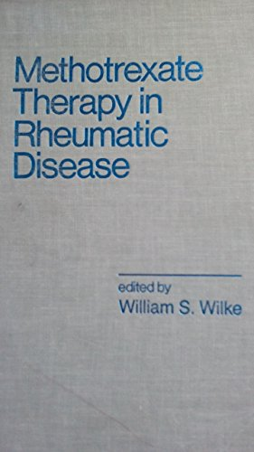 Methotrexate Therapy in Rheumatic Disease (Inflammatory Disease and Therapy)