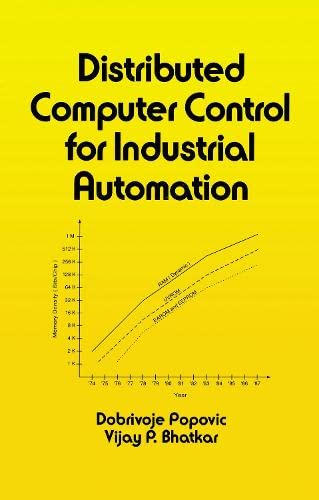 9780824781187: Distributed Computer Control Systems in Industrial Automation (Electrical and Computer Engineering)