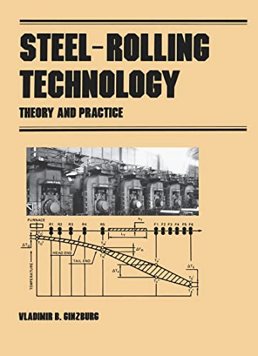 9780824781248: Steel-Rolling Technology: Theory and Practice (Manufacturing Engineering and Materials Processing)