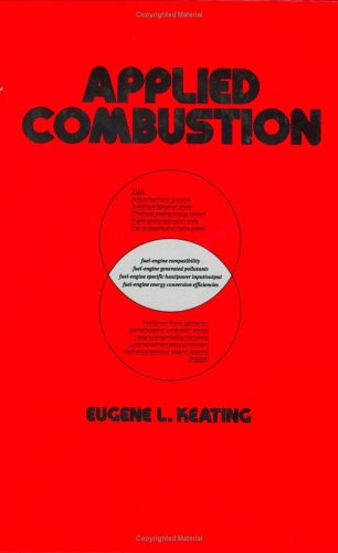 9780824781279: Applied Combustion (Mechanical Engineering)