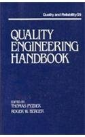 9780824781323: Quality Engineering Handbook (Quality and Reliability, 29)