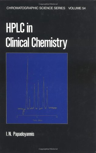 9780824781392: HPLC in Clinical Chemistry