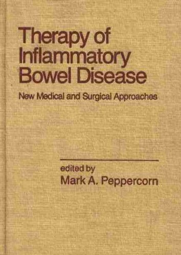 Therapy of Inflammatory Bowel Disease: New Medical: M.A. Peppercorn