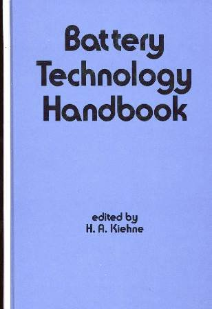 9780824781804: Battery Technology Handbook (Electrical Engineering and Electronics)