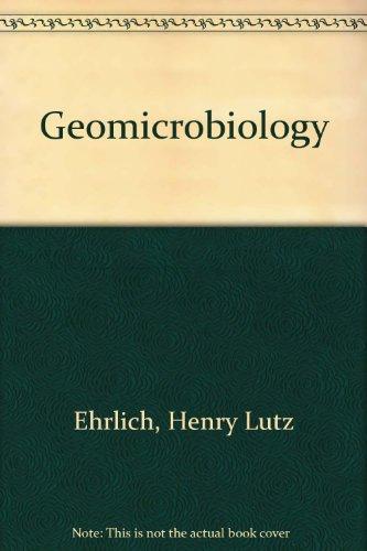 9780824781866: Geomicrobiology