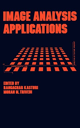 9780824781989: Image Analysis Applications (Optical Science and Engineering)