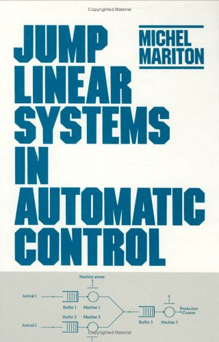 9780824782009: Jump Linear Systems in Automatic Control