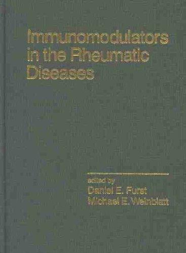 Immunomodulators in the Rheumatic Diseases (Inflammatory Disease and Therapy, No. 4): Daniel E. ...