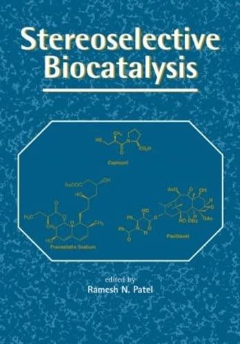 9780824782825: Stereoselective Biocatalysis