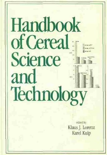 Handbook of Cereal Science and Technology (Food: Karel Kulp