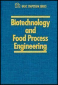 9780824783631: Biotechnology and Food Process Engineering (Ift Basic Symposium)
