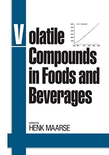 9780824783907: Volatile Compounds in Foods and Beverages (Food Science and Technology)