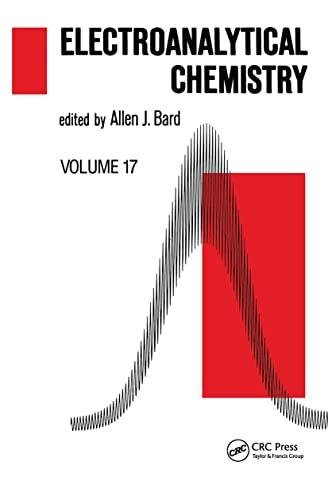 9780824784096: Electroanalytical Chemistry Volume 17