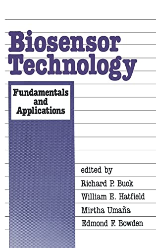 9780824784140: Biosensor Technology: Fundamentals and Applications