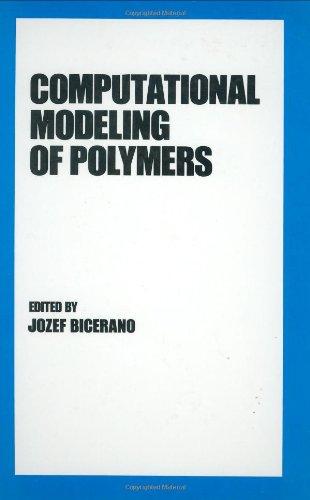 9780824784386: Computational Modeling of Polymers (Plastics Engineering)
