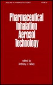 9780824784645: Pharmaceutical Inhalation Aerosol Technology (Drugs and the Pharmaceutical Sciences)