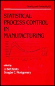 9780824784676: Statistical Process Control in Manufacturing (Quality and Reliability)