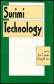 9780824784706: Surimi Technology (Food Science and Technology)