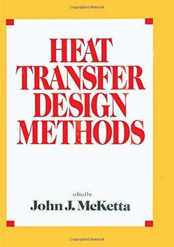 9780824785185: Heat Transfer Design Methods