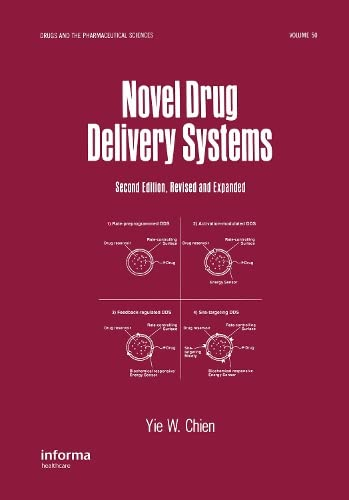 Novel Drug Delivery Systems: Yie W. Chien