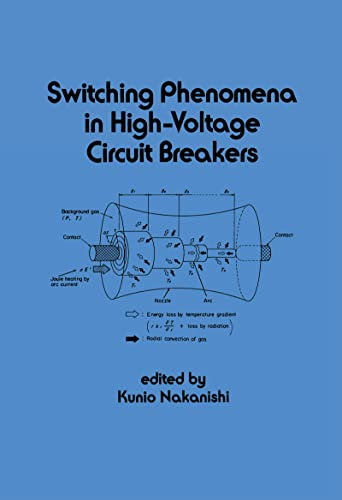 9780824785437: Switching Phenomena in High-Voltage Circuit Breakers (Electrical and Computer Engineering)