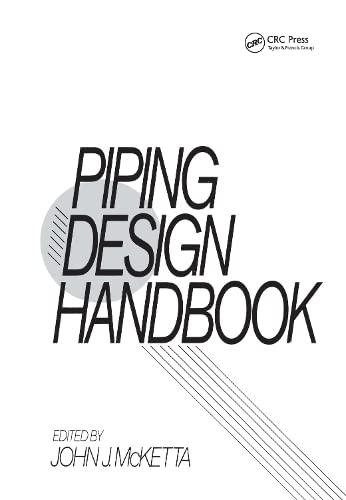 9780824785703: Piping Design Handbook