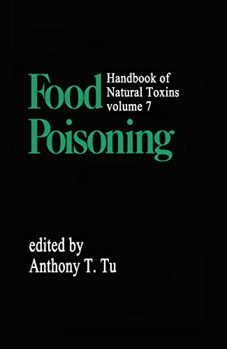 9780824786526: Handbook of Natural Toxins, Vol. 7: Food Poisoning