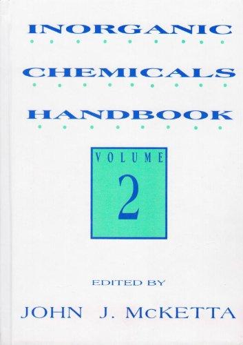 9780824786878: Inorganic Chemicals Handbook