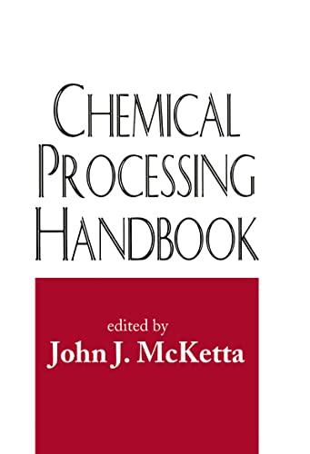 9780824787011: Chemical Processing Handbook