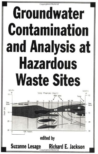 9780824787202: Groundwater Contamination and Analysis at Hazardous Waste Sites (Environmental Science & Pollution)