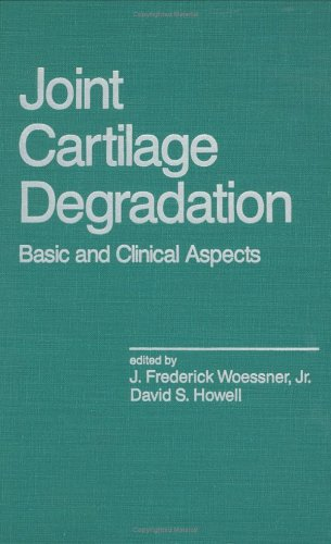 9780824787684: Joint Cartilage Degradation: Basic and Clinical Aspects (Inflammatory Disease and Therapy)