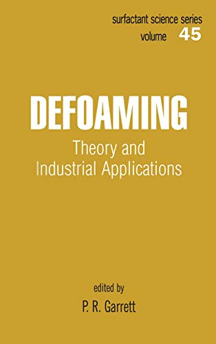 9780824787707: Defoaming: Theory and Industrial Applications (Surfactant Science)