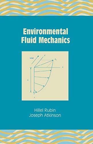 9780824787813: Environmental Fluid Mechanics
