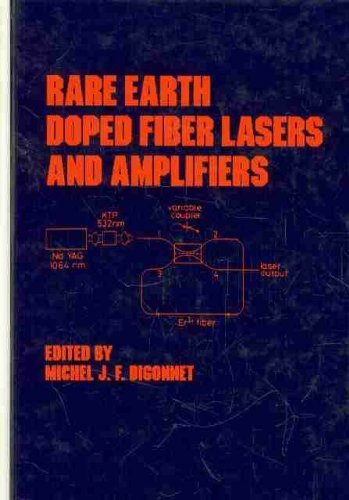 9780824787851: Rare Earth Doped Fiber Lasers and Amplifiers (Optical Engineering)