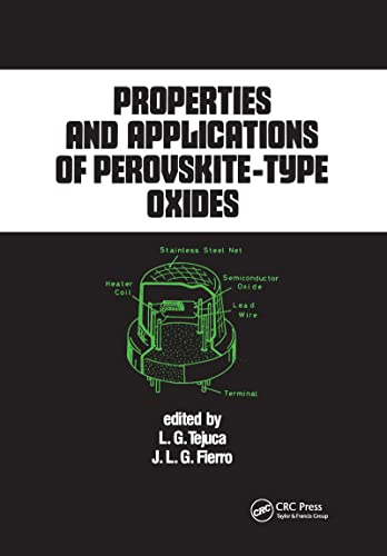 Properties and Applications of Perovskite-Type Oxides (Chemical Industries)