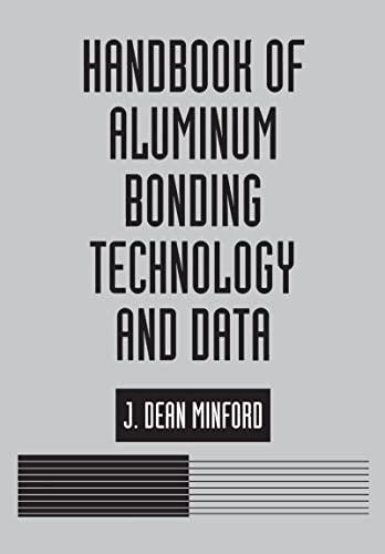 9780824788179: Handbook of Aluminum Bonding Technology and Data