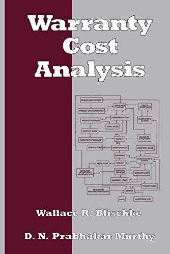 Warranty Cost Analysis: Blischke, Wallace