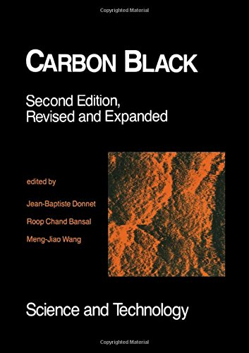 9780824789756: Carbon Black: Science and Technology, Second Edition