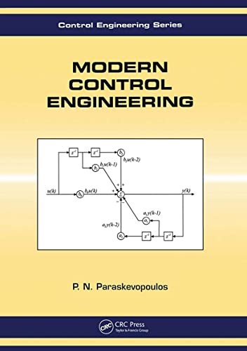 9780824789817: Modern Control Engineering (Automation and Control Engineering)