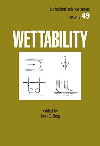 Wettability, by Berg: Berg, John C.