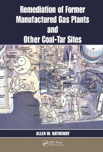 Remediation of former Manufactured Gas Plants and Other Coal-Tar Sites: Allen W. Hatheway