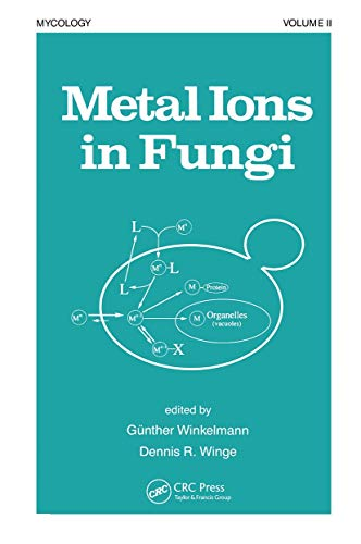9780824791728: Metal Ions in Fungi (Mycology)