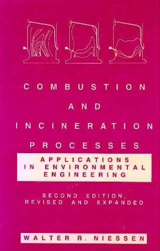 9780824792671: Combustion and Incineration Processes: Applications in Environmental Engineering (Environmental Science and Pollution Control Series)