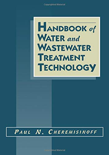 9780824792770: Handbook of Water and Wastewater Treatment Technology