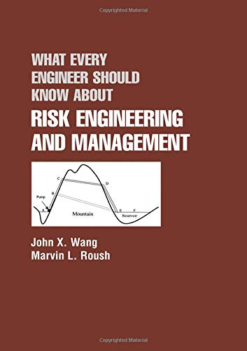 What Every Engineer Should Know About Risk: John X. Wang;