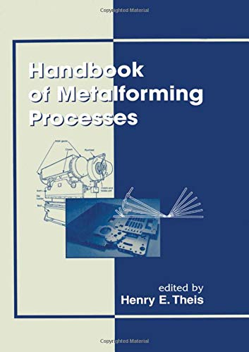 9780824793173: Handbook of Metalforming Processes