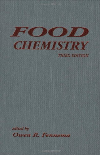 9780824793463: Food Chemistry, Third Edition (Food Science and Technology)