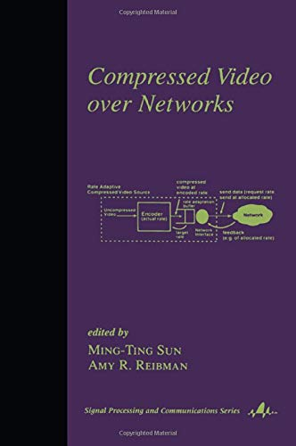 9780824794231: Compressed Video Over Networks (Signal Processing and Communications)
