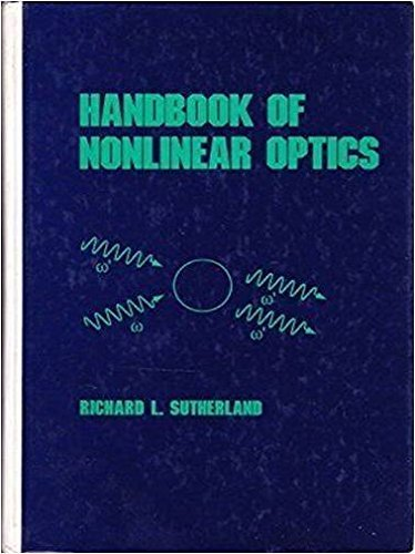 9780824794262: Handbook of Nonlinear Optics (Optical Science and Engineering)