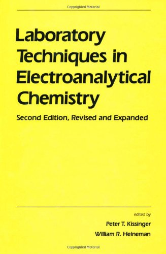 9780824794453: Laboratory Techniques in Electroanalytical Chemistry, Second Edition, Revised and Expanded